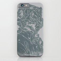Wolf Amadeus Mozart iPhone 6s Slim Case