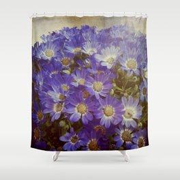 My boheme flowers / Mis flores bohemias Shower Curtain