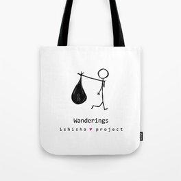 WANDERINGS by ISHISHA PROJECT Tote Bag