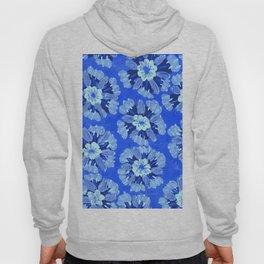Blue Dakota Rose Hoody