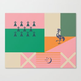 Prosperity Canvas Print