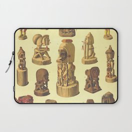 African Culture #society6 #home #decor Laptop Sleeve