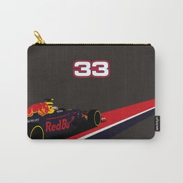 Max Verstappen, race winner Malaysia 2017 Carry-All Pouch