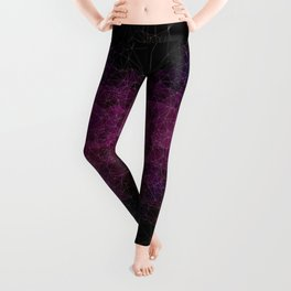 Abstract Polygons Leggings