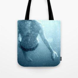 Woosh (Dark) Tote Bag