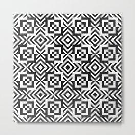 Illusion XXII Metal Print