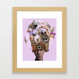 Desire Machines Framed Art Print
