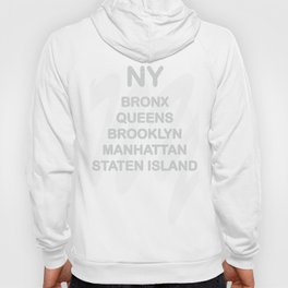 New York District Hoody