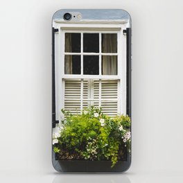 Charleston Window iPhone Skin