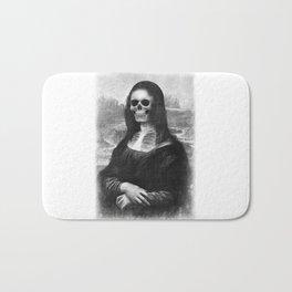 Mona Lisa - Xray Bath Mat
