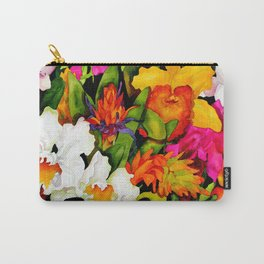 Tropical Exuberance Carry-All Pouch
