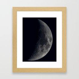 The Lunar Framed Art Print