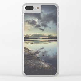 I see the love in you Clear iPhone Case