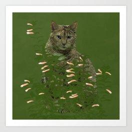 In the Weeds Art Print