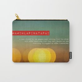Twitterpatted  Carry-All Pouch