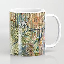 Driving Out Miss Martineau Coffee Mug