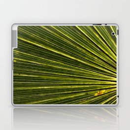 Green Palm Poetry Laptop & iPad Skin