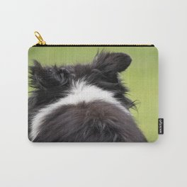 Rudy ~ Border Collie Carry-All Pouch