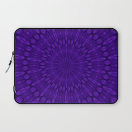 Blue Purple UltraViolet Solar Spirit Laptop Sleeve