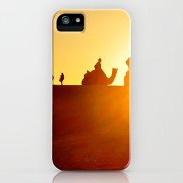 Thar Desert, Rajasthan, India iPhone Case