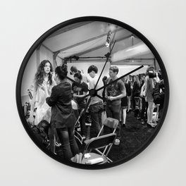 photographers Wall Clock