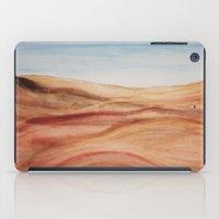 desert iPad Cases featuring Desert by Lyubov Fonareva