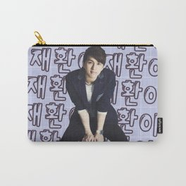 Glowing Lee Jaehwan (Ken) Carry-All Pouch