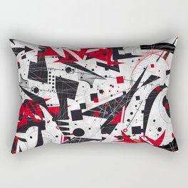 Constructivism Rectangular Pillow