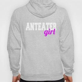 Anteater girl Hoody