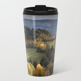 The colours of life I Travel Mug