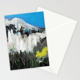 The Snow Line Stationery Cards