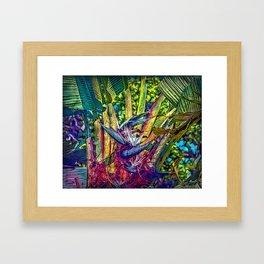 Ravenala Framed Art Print