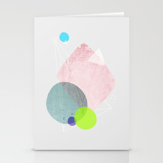 Graphic 123 Stationery Cards
