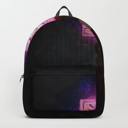 TV at midnight Backpack