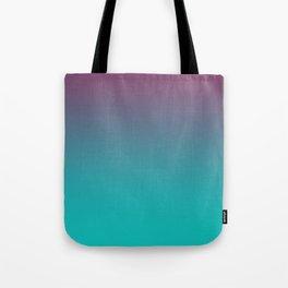 OCEANIC LOVE - Minimal Plain Soft Mood Color Blend Prints Tote Bag