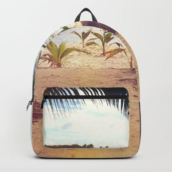 Tropical Wish Backpack