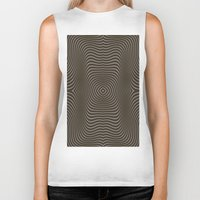 tree rings Biker Tanks featuring Tree Rings by Morgan Bajardi