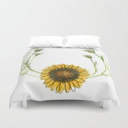 Floral arrangement #1 Duvet Cover