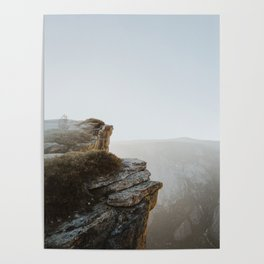 Taft Point, Yosemite Poster
