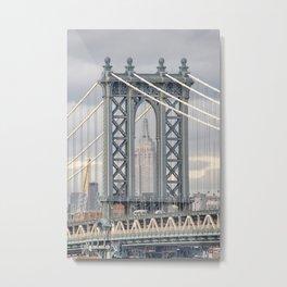 """Empire State 2"" by Murray Bolesta! Metal Print"