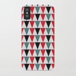 pattern 016 iPhone Case