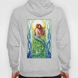 Kelp Forest Mermaid Hoody