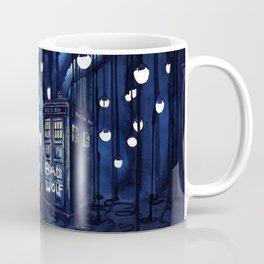 Doctor Who Journey Coffee Mug