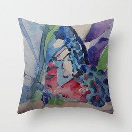 Butterfly 20 Throw Pillow