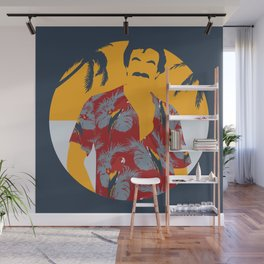 Magnum - Icon set Wall Mural