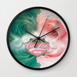 Crew Love II Wall Clock