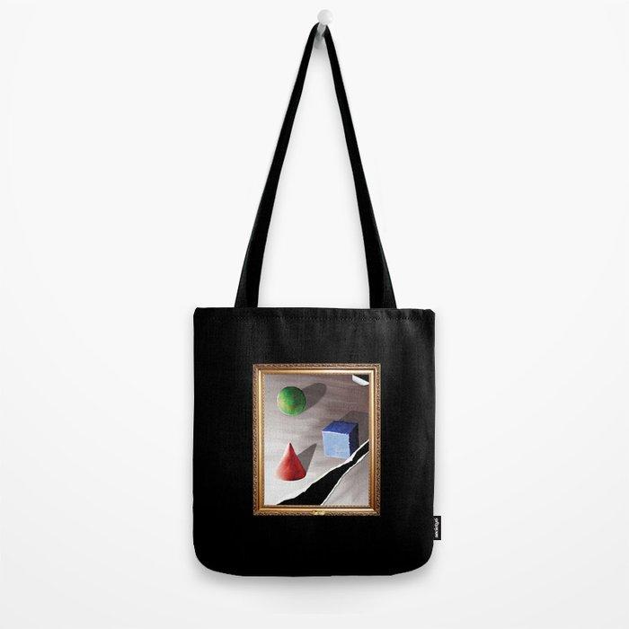 Broken By Design Tote Bag