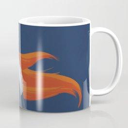 Facing the Night Together Coffee Mug