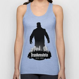 Frankenstein 1818-2018 - 200th Anniversary Unisex Tank Top