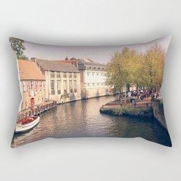BELGIUM BRUGGES Rectangular Pillow